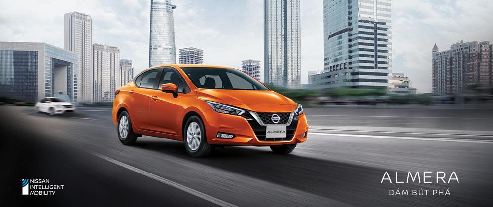 Bảng giá xe nissan tháng 08.2021: Almera ra mắt khuyến mãi lên đến 40 triệu đồng