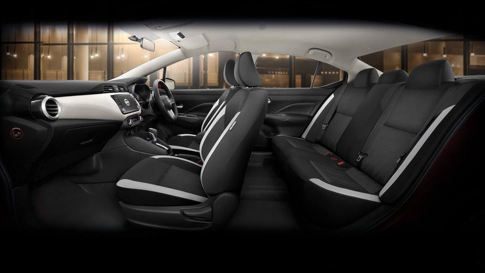 Nissan Almera 2021: Đánh giá mẫu sedan hạng B với 5 phiên bản : S, E, EL, V, VL