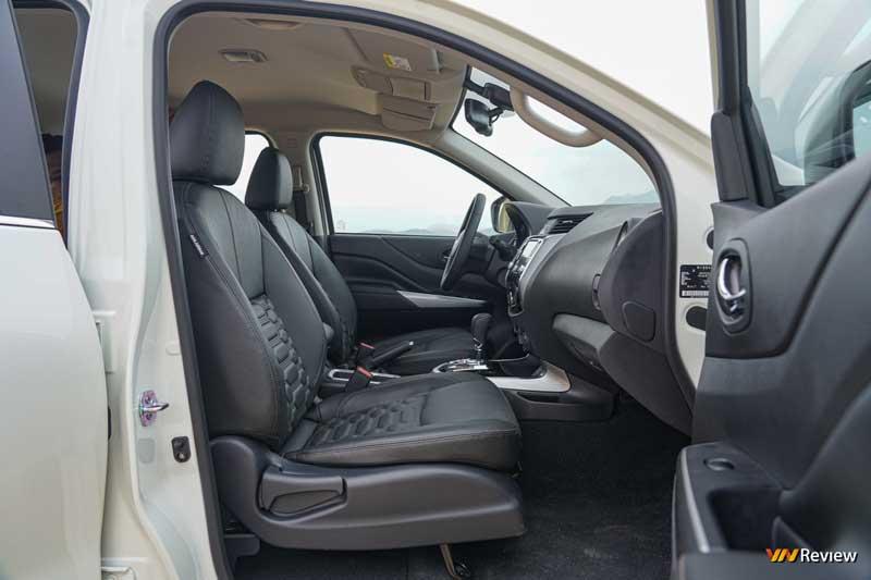 Trải nghiệm Nissan Navara 2021: Chiếc bán tải có sự thoải mái của xe SUV