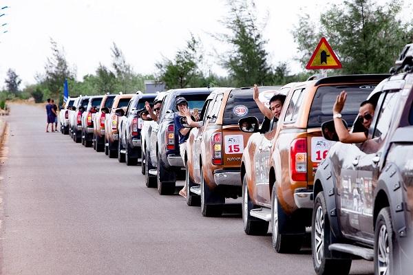 Sinh nhật lần thứ 3 câu lạc bộ Nissan Navara: Hoành tráng và sôi động