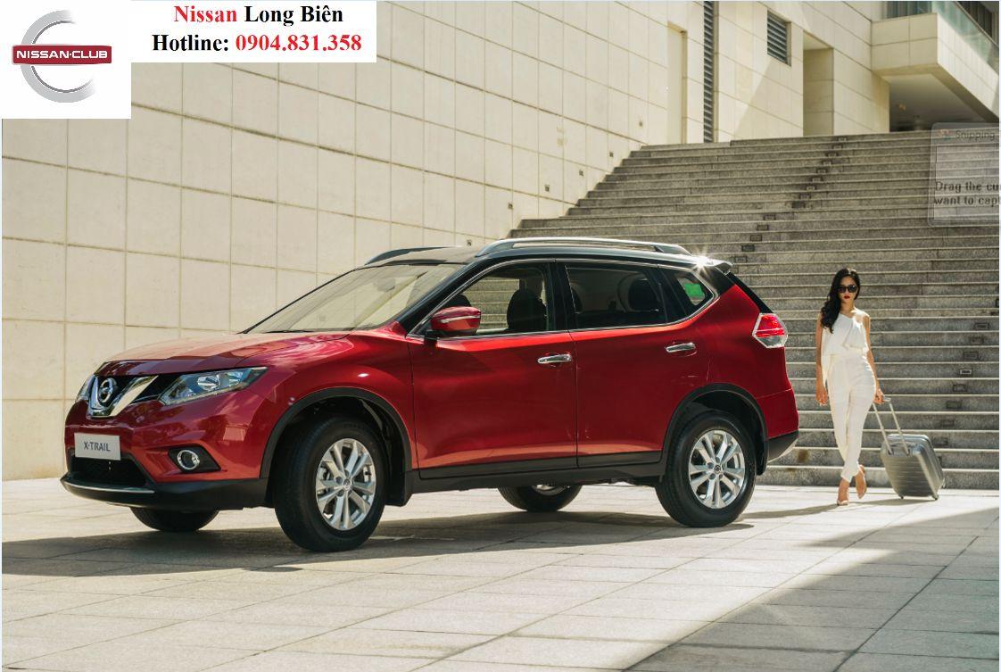 Nissan X-Trail là một trong lựa chọn SUV hàng đầu dưới 1 tỷ đồng cho khách Việt