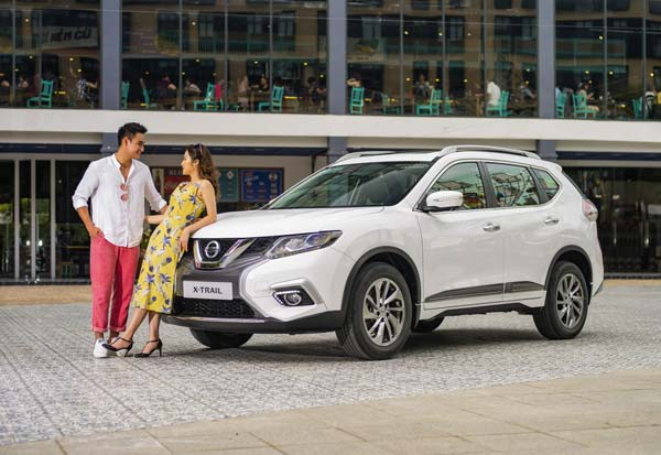 Nissan X-trail 2019 V-Series