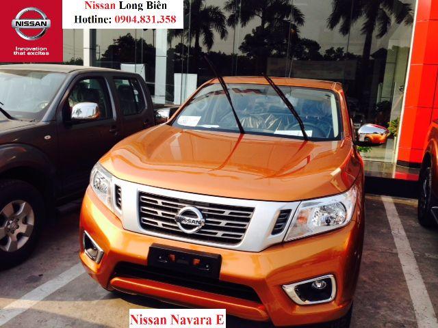 Nissan Navara E và Nissan Navara SL : Điểm khác nhau giữa 1 cầu và 2 cầu của bán tải nissan