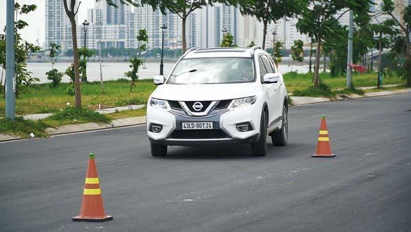 Khám phá hệ thống kiểm soát khung gầm chủ động trên Nissan X-trail V-Series