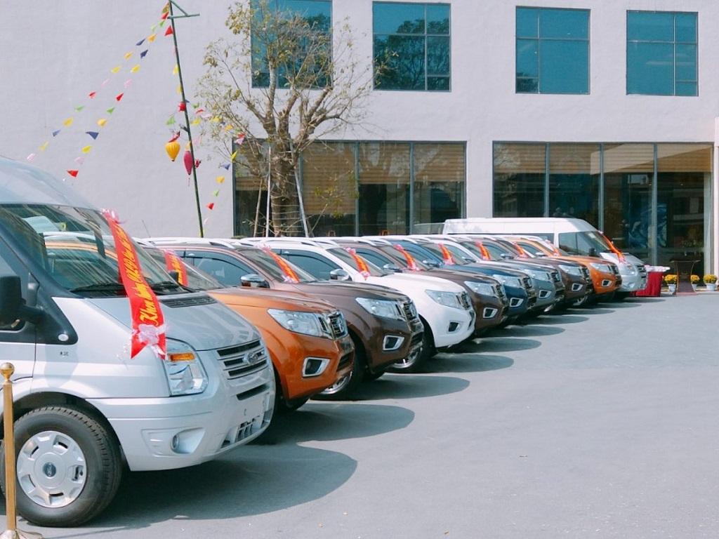 Nissan Long Biên vinh dự là đơn vị cung cấp mẫu bán tải Nissan Navara