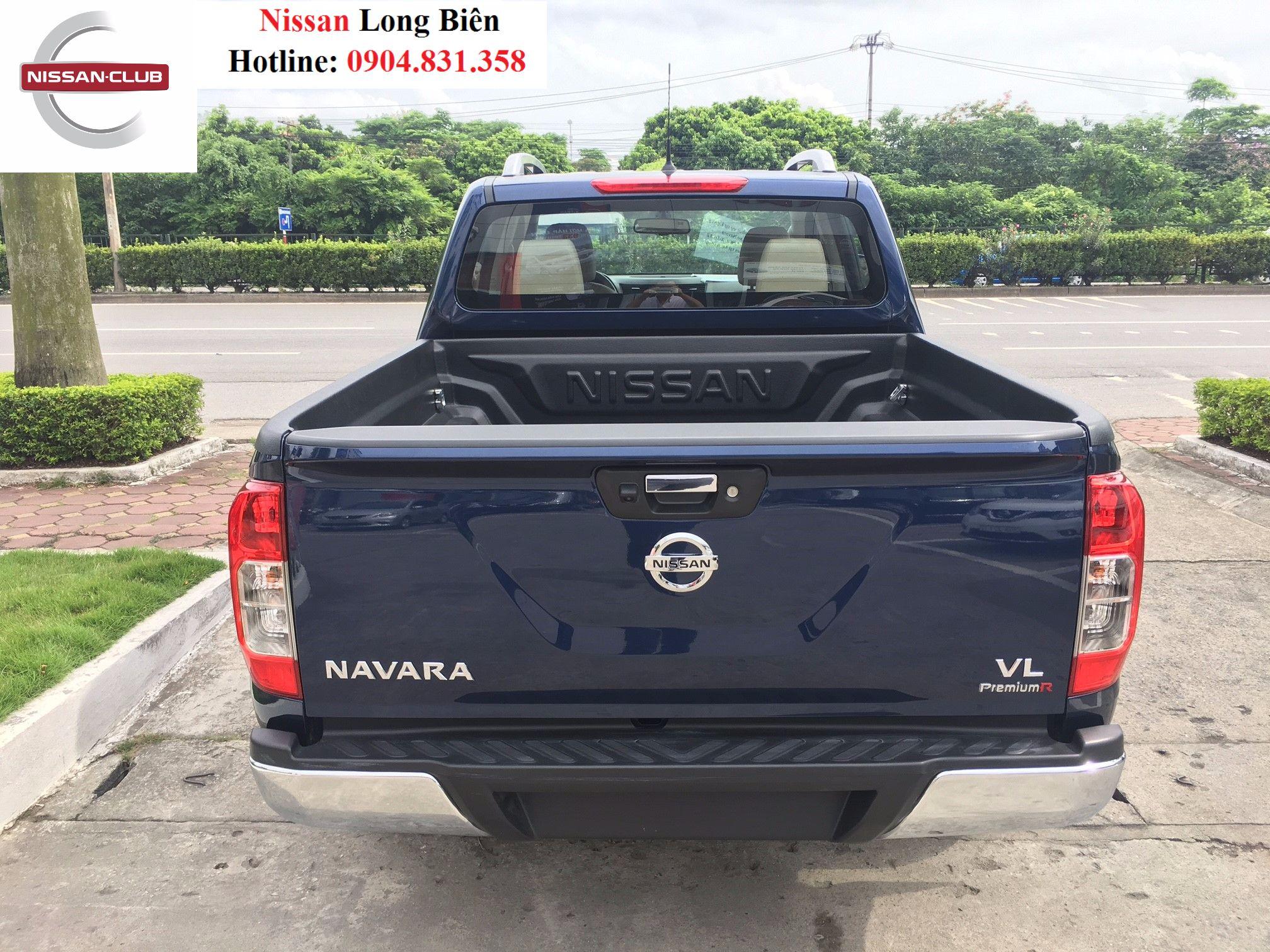 Nissan Navara VL : Bản nâng cấp Premium R có những điểm gì khác biệt ?