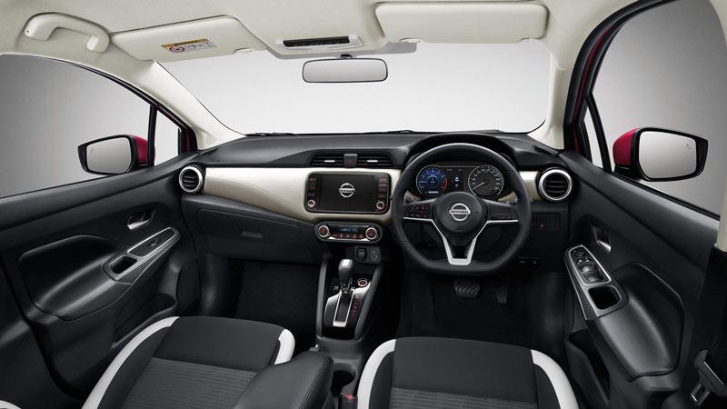 Nissan Sunny 2021 hoàn toàn mới sắp có mặt tại Việt Nam