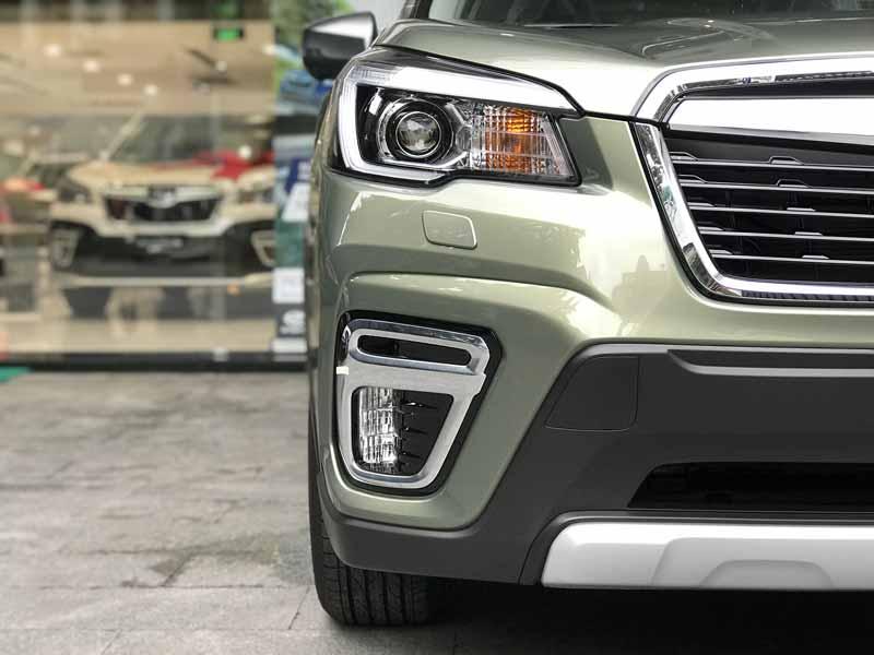 Subaru Forester 2020 EyeSight: Giá xe mới nhất tại Subaru Hà Nội